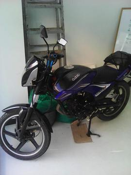 Moto Um 125 Nitrox