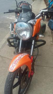 Vendo Bella Moto en Muy Buen Estado