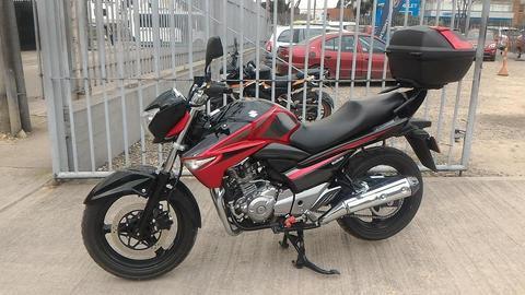 Suzuki inazuma 250 en venta