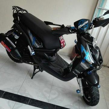 Vende Bws 125 Modelo 2011 Personalizada