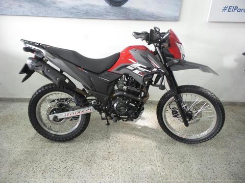 AKT TTR 200 Enduro