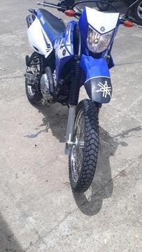 Xtz 250 Como Nueva
