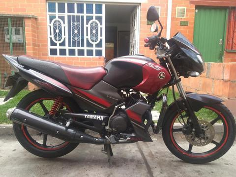 Motocicleta Yamaha Ybr 125