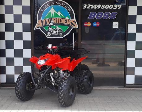 CUATRIMOTO MOD 125 MARCA BOSS ATV